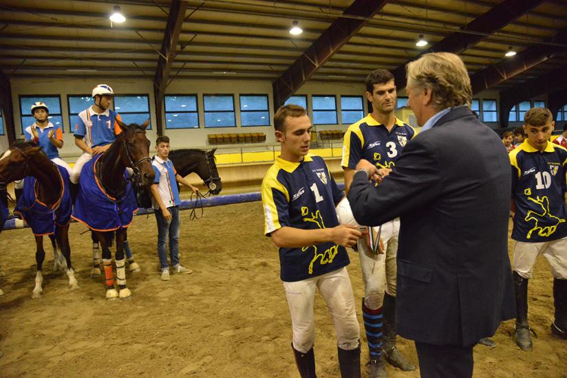 Centro Ippico Horseball